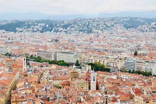 Photographie de la ville de Nice