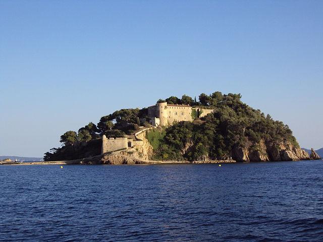 Fort de Brégançon - Bormes-les-Mimosas