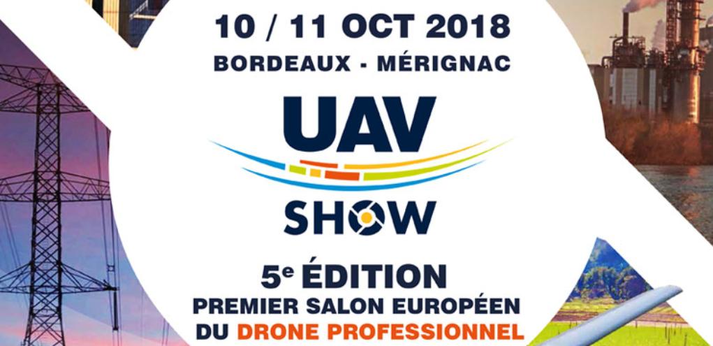 UAV Show 2018