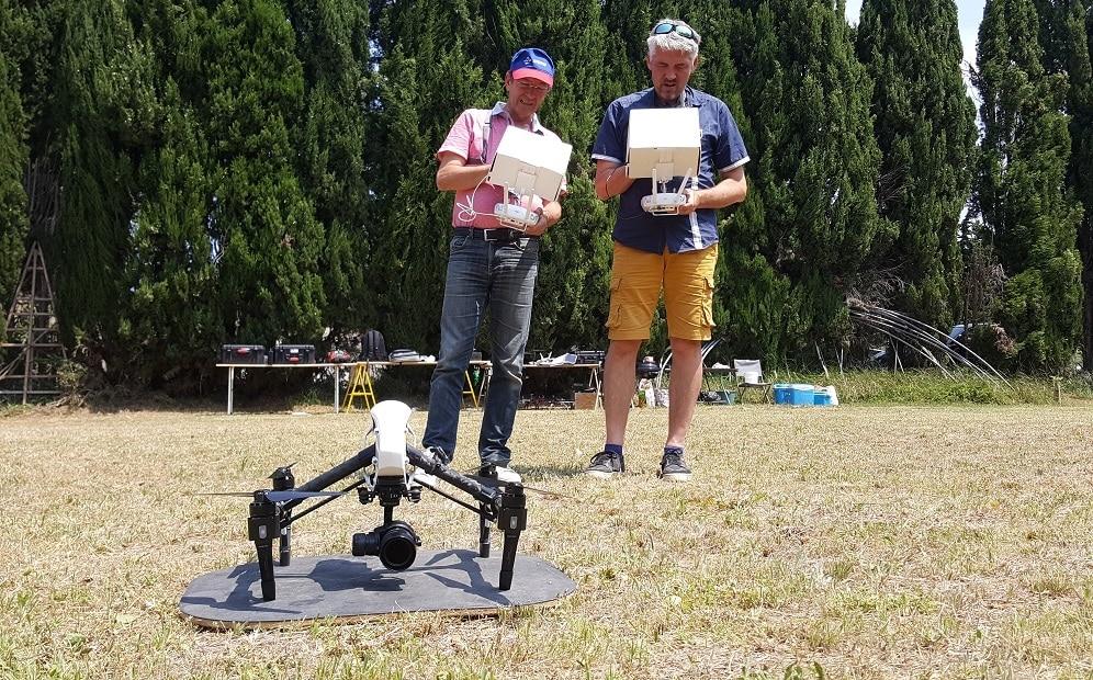 Le point de vue d'une association de télépilotes professionnels sur l'évolution de la filière du drone civil