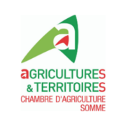 Logo Agricultures & Territoires Chambre d'Agriculture Somme