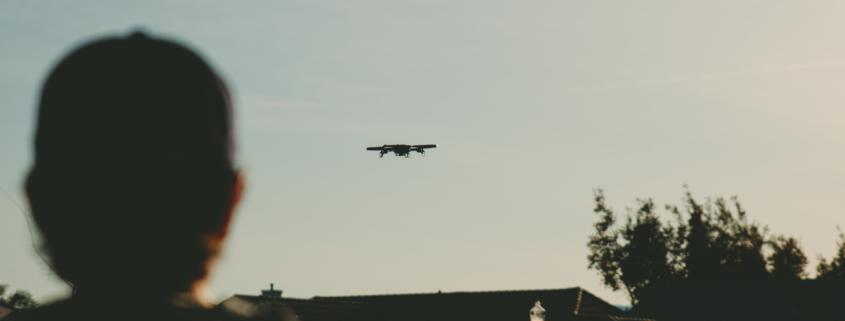Les scénarios de vol de drone par Clearance